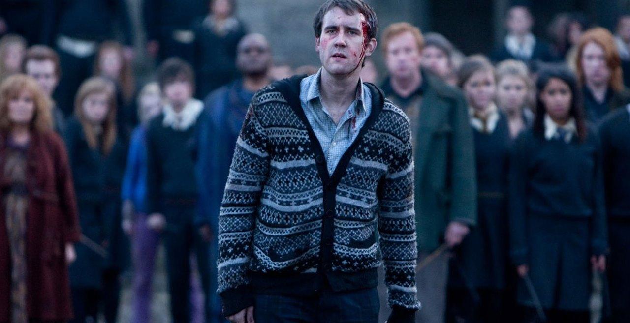 Neville in Harry Potter e i Doni della Morte - Parte 2. Leggi la recensione di cinemando.