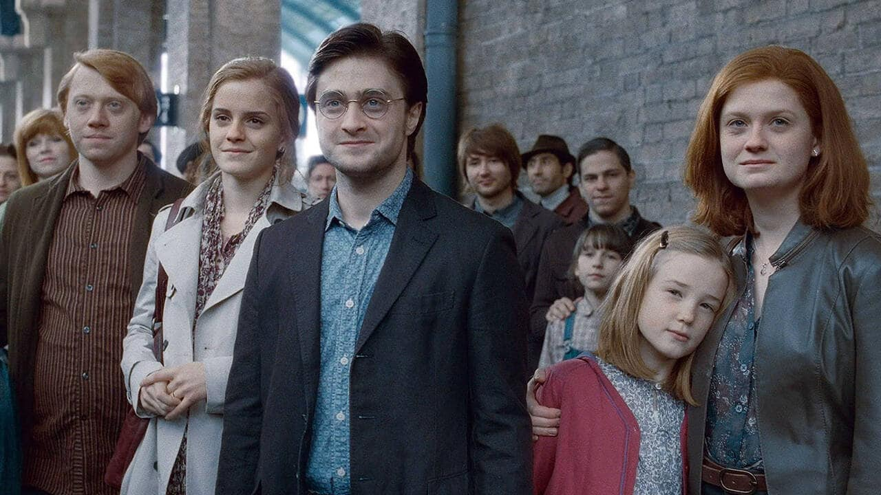 19 anni dopo Harry Potter e i Doni della Morte - Parte 2. Leggi la recensione di cinemando.