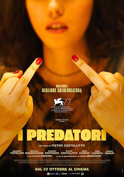 I predatori. TOP & FLOP 2020. Scopri la classifica di Cinemando Blog dei migliori e dei peggiori film dell'annata cinematografica appena trascorsa.