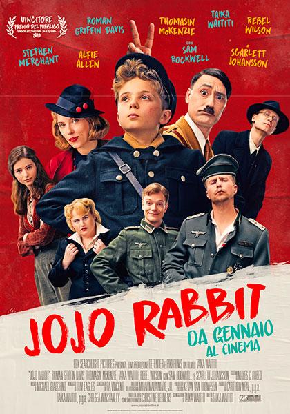 Jojo Rabbit. TOP & FLOP 2020. Scopri la classifica di Cinemando Blog dei migliori e dei peggiori film dell'annata cinematografica appena trascorsa.