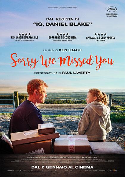 Sorry We Missed You. TOP & FLOP 2020. Scopri la classifica di Cinemando Blog dei migliori e dei peggiori film dell'annata cinematografica appena trascorsa.