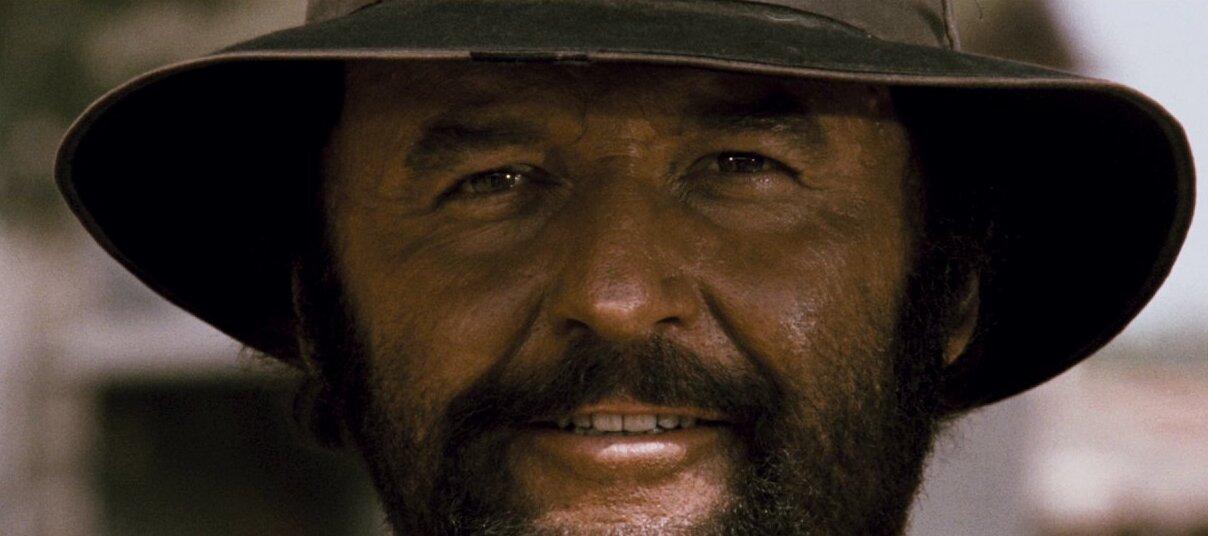 Rod Steiger in Giù la testa. Leggi la recensione di cinemando del sesto film da regista di Sergio Leone.