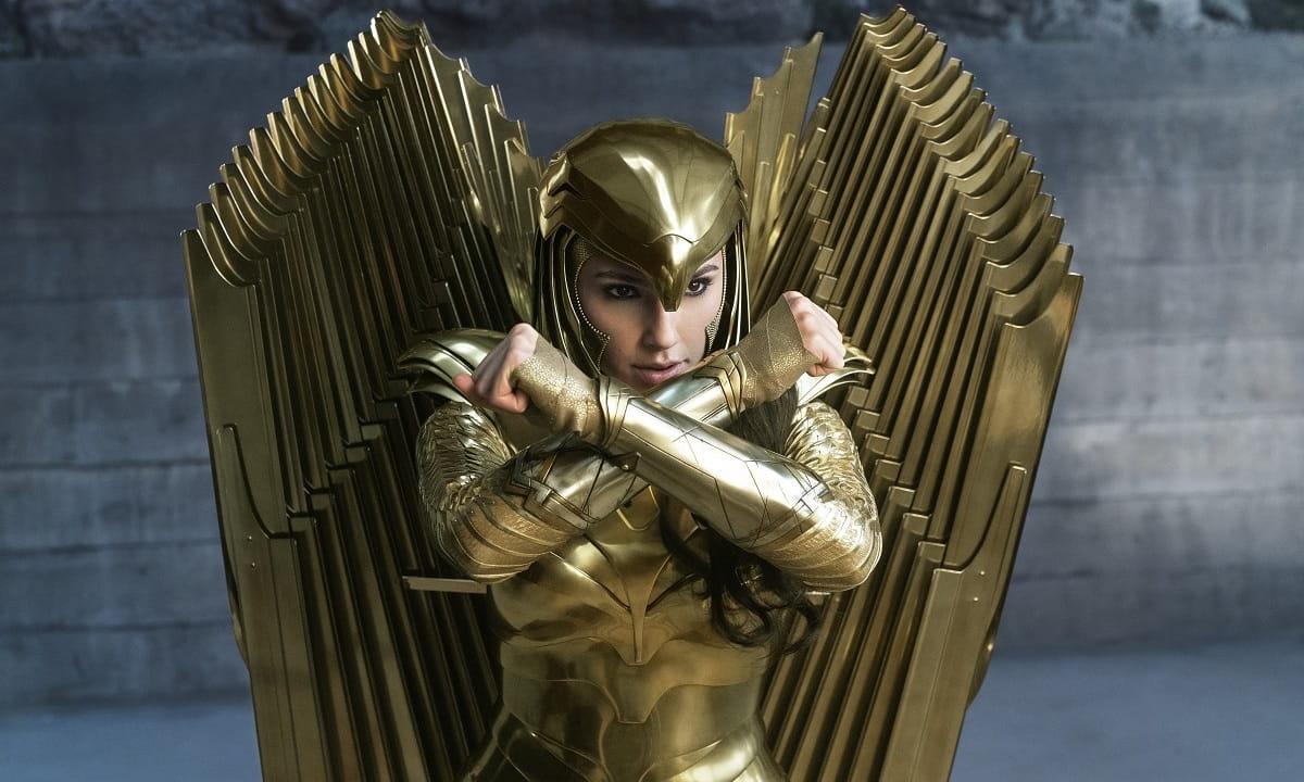 Gal Gadot in Wonder Woman 1984. Leggi la recensione di cinemando del cinecomic DC.