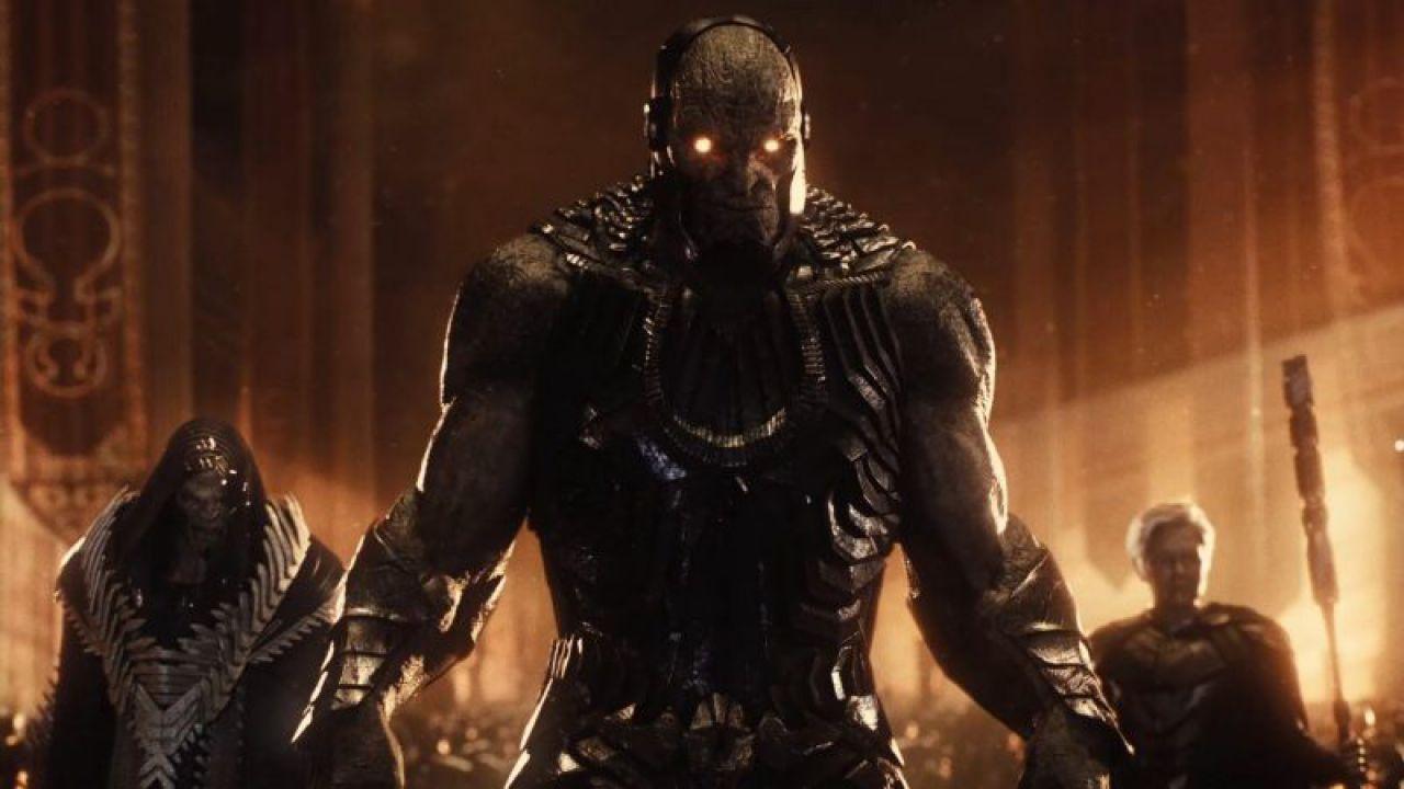Darkseid in Zack Snyder's Justice League. Leggi la recensione di cinemando del cinecomic DC con Ben Affleck, Henry Cavill e Gal Gadot.