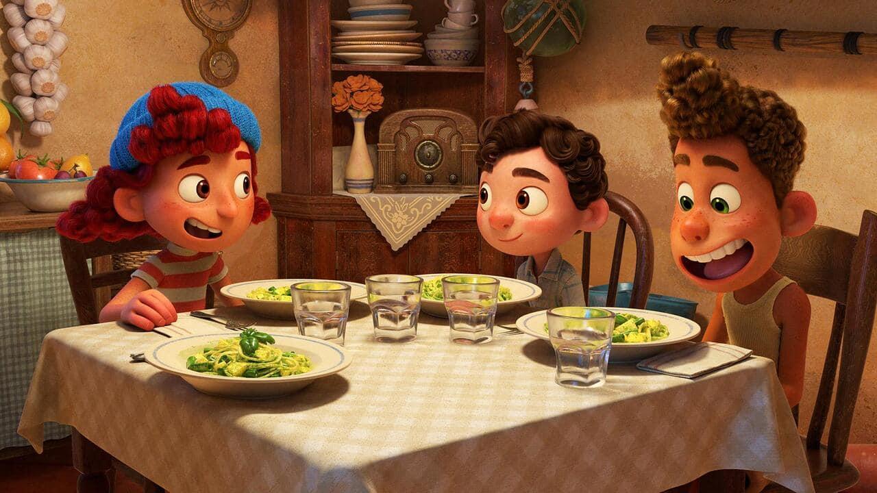 Luca: la recensione di cinemando del 24° film animato dei Pixar Animation Studios, diretto da Enrico Casarosa e ambientato in Italia.