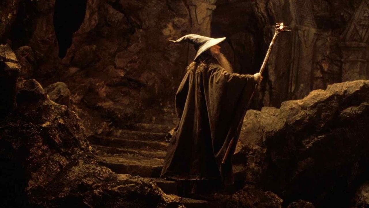 Gandalf Il Signore degli Anelli
