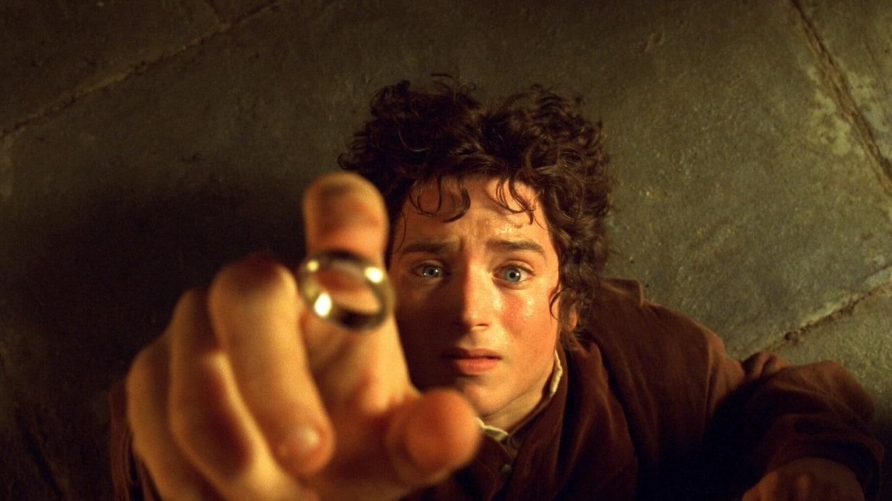 Il Signore degli Anelli - La compagnia dell'anello copertina
