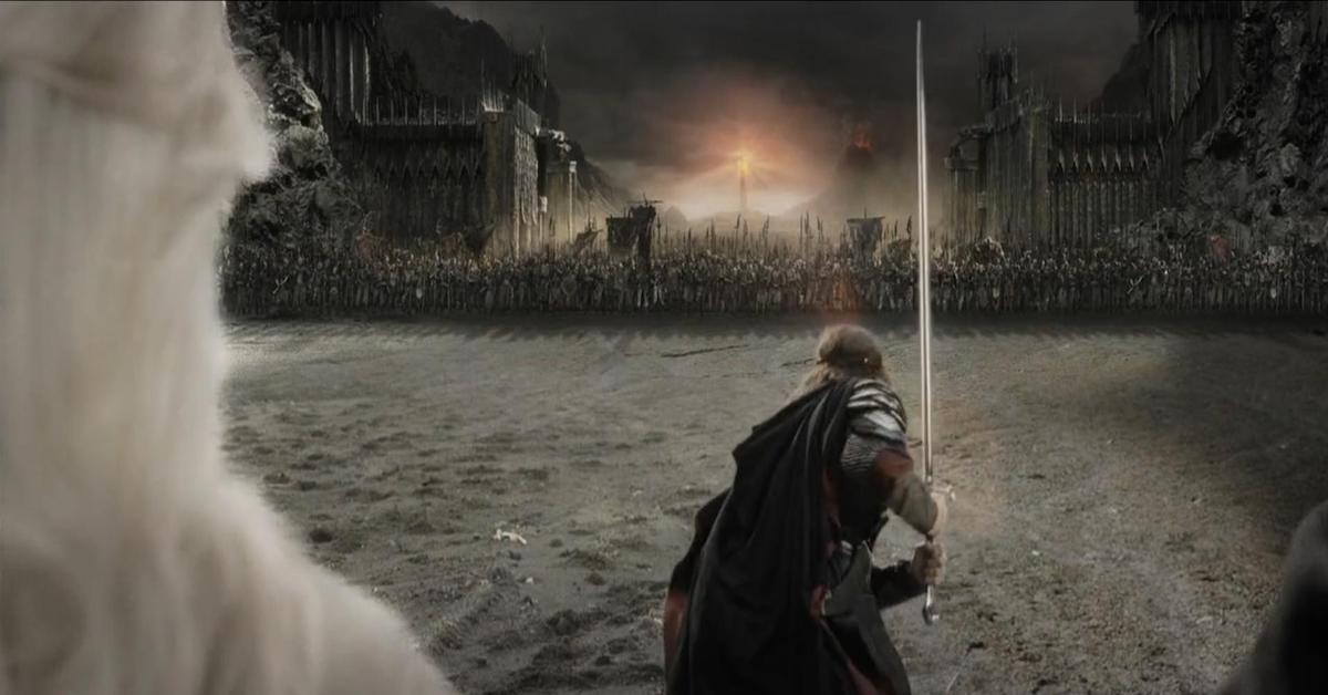 aragorn finale il ritorno del re