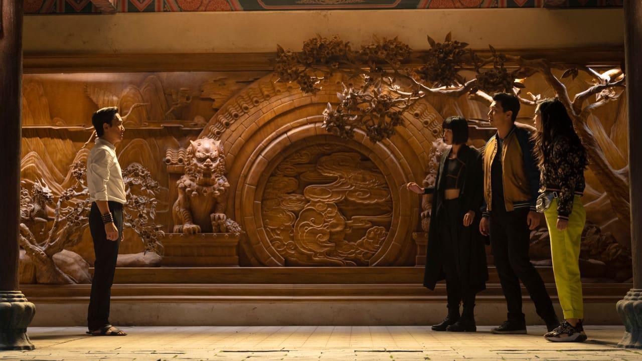 Shang-Chi e la leggenda dei Dieci Anelli - Cinemando