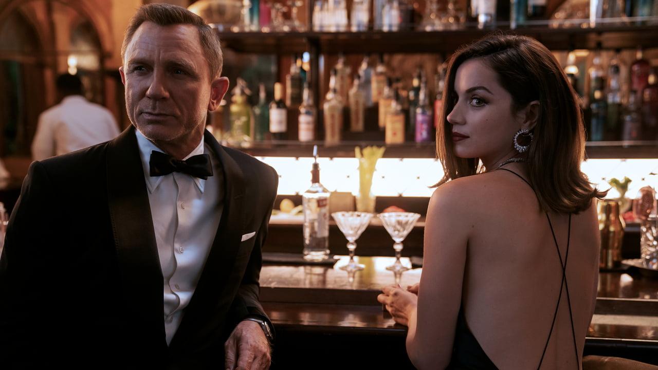 No Time To Die 007 - Cinemando Blog